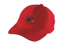 MAMMUT Baseball Cap MAMMUT feu noir